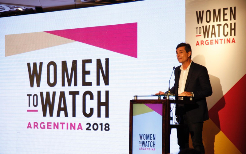 Turner Argentina presente en Women to Watch