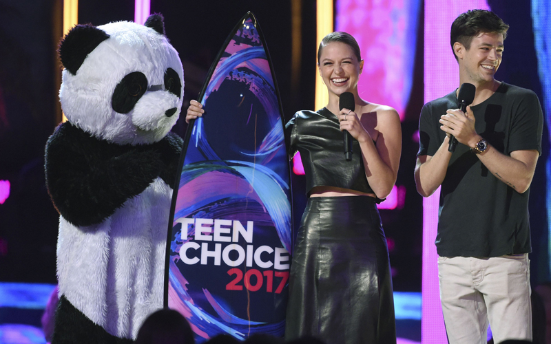 Los Teen Choice Awards se transmiten en exclusiva en Warner Channel