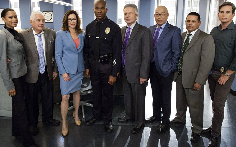 TNT Series estrena la última temporada de Major Crimes