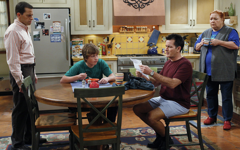 Warner Channel presenta un irresistible  Maratón de Two and a Half Men