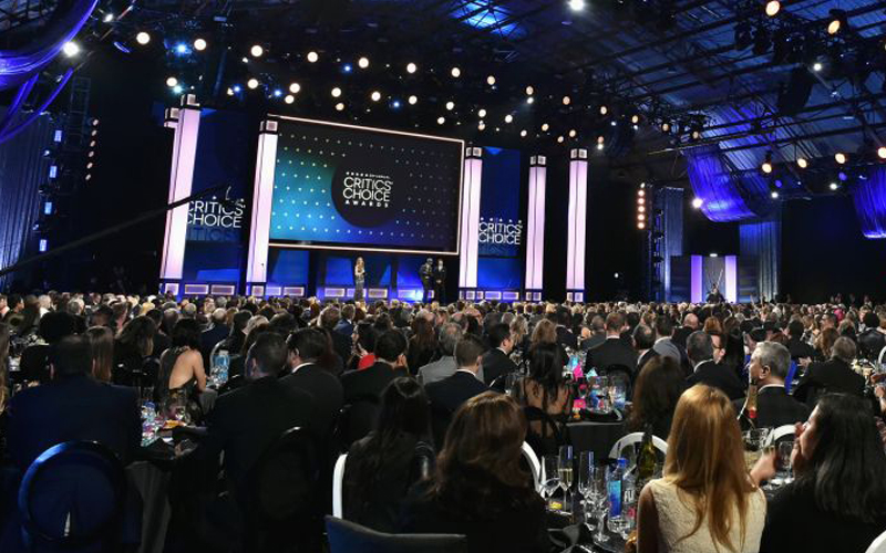 TNT y TNT Series presentan los nominados para la 24ª ceremonia anual de los Critics' Choice Awards®