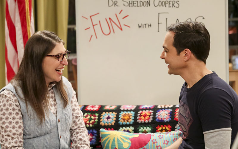 Llega el final de The Big Bang Theory a Warner Channel con doble episodio