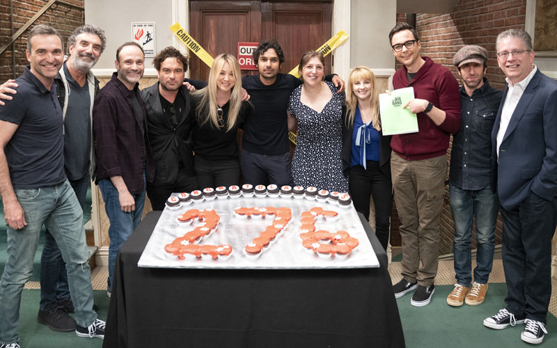 Nuevo récord para The Big Bang Theory