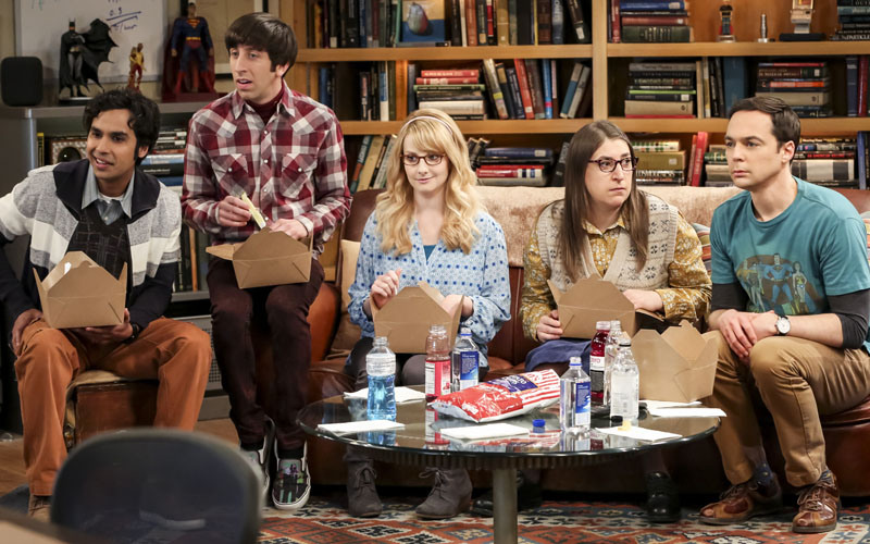 The Big Bang Theory se despide de sus fans con una emisión histórica