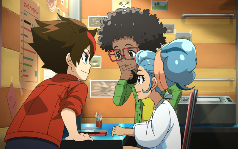 Un nuevo show llega a Cartoon Network – Bakugan: Battle Planet