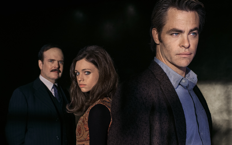 El 22 de julio TNT Series estrena la miniserie I am the Night