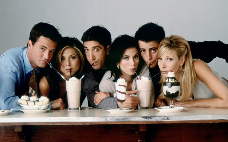 Friends 25° Aniversario