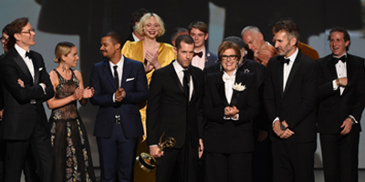 Viví los Emmy Awards®<br>por TNT y TNT Series