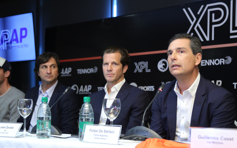 Warnermedia se asocia con la Xtreme Polo League