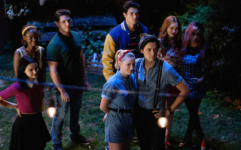 Riverdale cuarta temporada, primero en Warner Channel