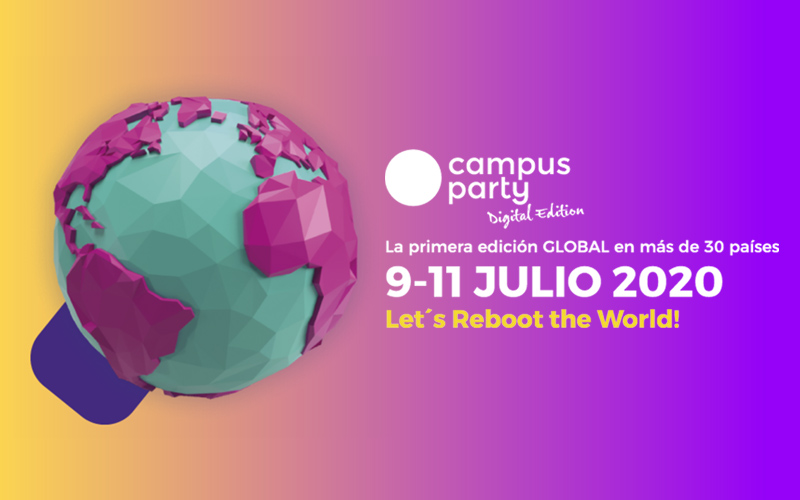 Los Villanos de Alan Ituriel llegarán a Campus Party 2020