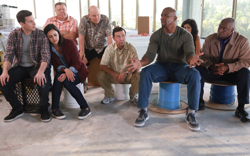 Brooklyn Nine-Nine llega a Warner Channel