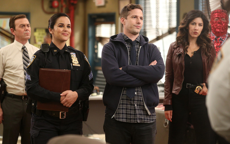 La séptima temporada de BROOKLYN NINE-NINE, primero en WARNER CHANNEL